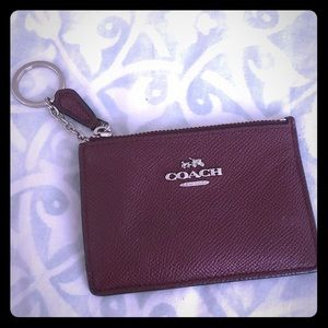 Coach Credit Card Holder and Coin Purse